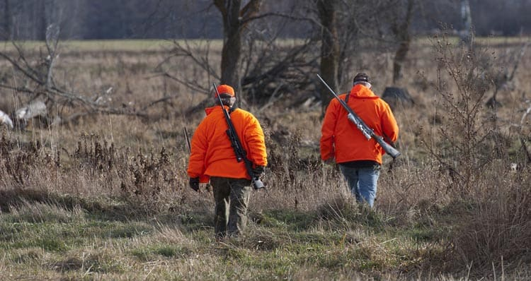 how to eliminate your scent when hunting