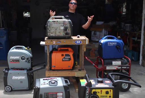portable generator brands