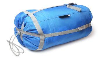 compression sack for sleeping bag