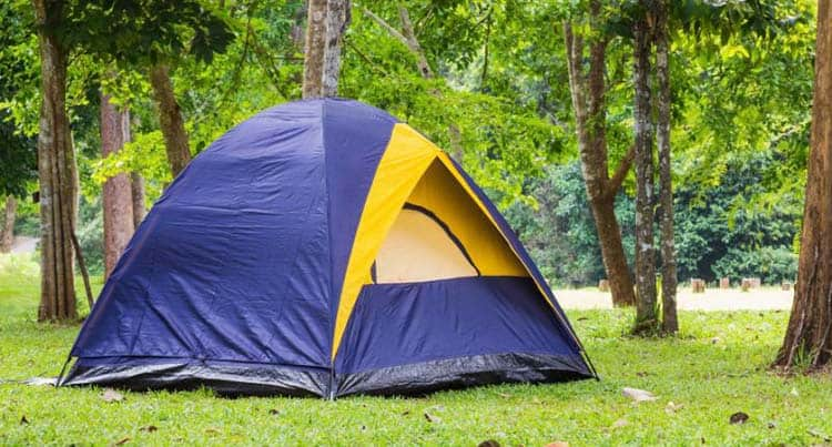 do you need to waterproof a new tent