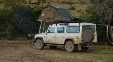 how much do rooftop tents weigh