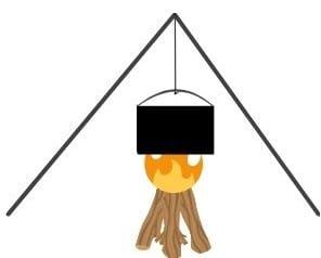 cast-iron-stand-cookfire