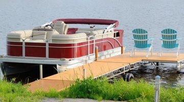 best pontoon boat covers