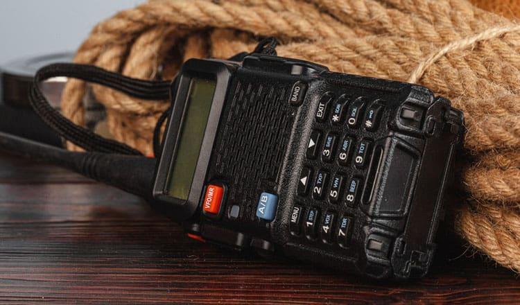 camping walkie talkie