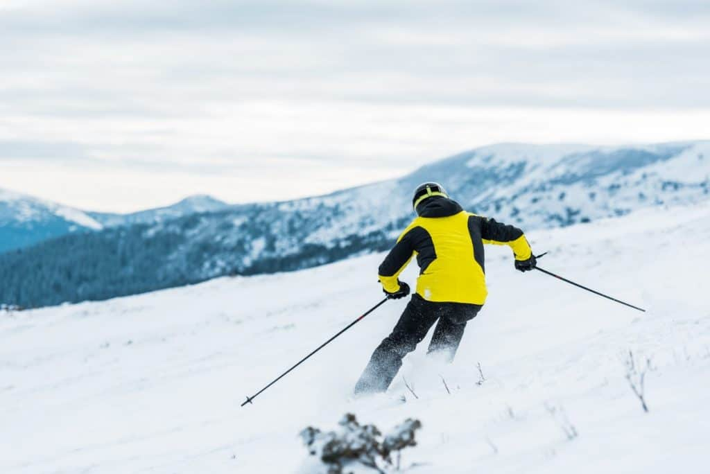 person-skiing