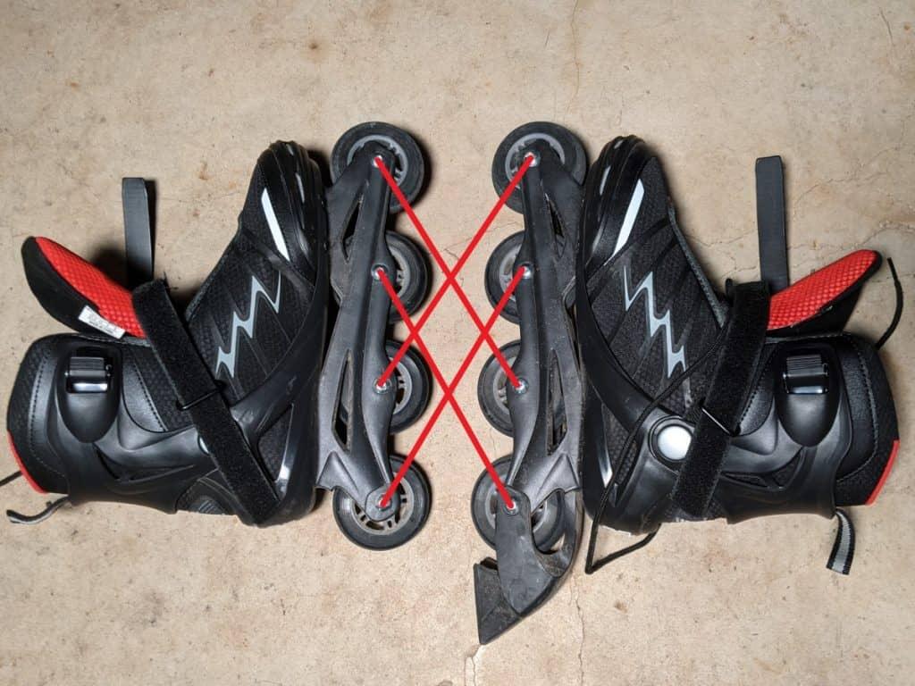 rotation-diagram-of-four-wheel-inline-skates-1st-wheel-on-left-skate-with-3rd-wheel-on-right-skate-and-2nd-wheel-on-left-skate-with-4th-wheel-of-right-skate-and-3rd-wheel-of-left-skate-with-1st-wheel-of-right-skate-and-4th-wheel-of-left-skate-with-2nd-wheel-of-right-skate